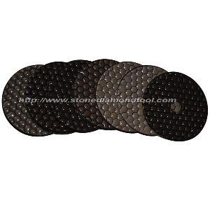 dry flexible polishing pads diamond tools