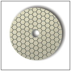 dry polishing pads diamond tools