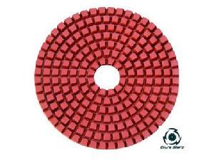 flexible polishing pads buff