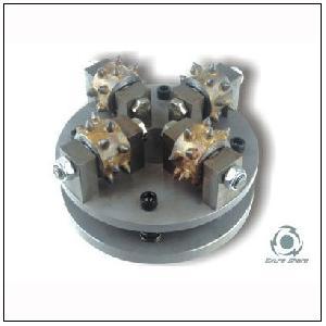 diamond tools rotary bush hammer roller profile wheels router bits finger
