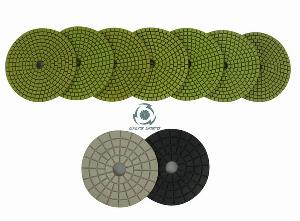 olivine wet polishing pads