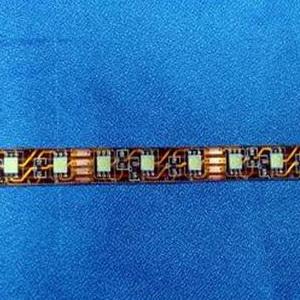 ip44 silica gel waterpoof flexible led strip lightings waterproof strips dc12v 5 meters rol