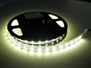 ip65 silica tube wateproof flexible led strip lightings 3528 5050 lighting dc12v