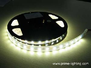 silicone tubing led strip lighting waterproof flexible strips factory