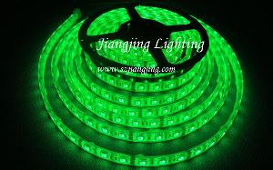 100cm green 60 led flexible neon strip light 3528 3528g