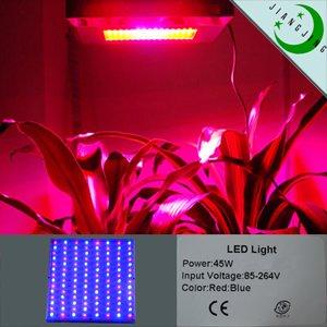 led plant grow light 45w