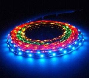 waterproof rgb led strip lights 5050 100cm controller