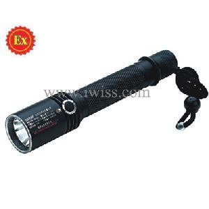 bw7500a ex 5w led flashlight