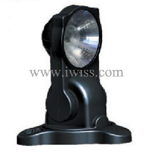 zw3320c 100w remote portable searchlight