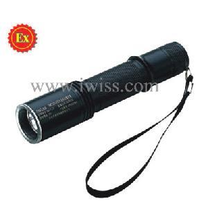 zw7300d hid 1w led flashlight
