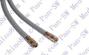 cuff interconnect tube