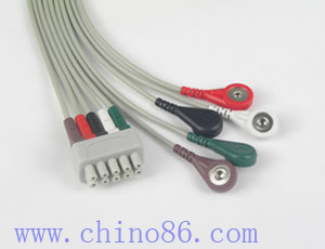 marquette 5 ecg leadwire
