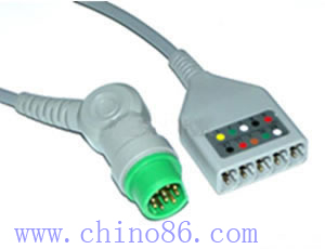 siemens cinco ecg cable troncal