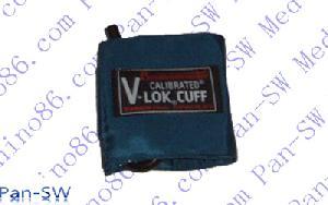 tube blood pressure cuff