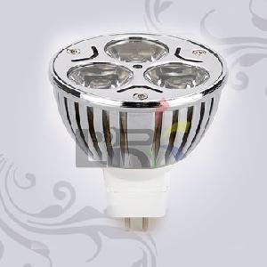 le 003mr16 3� led spot light