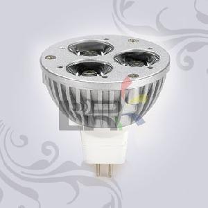 le 007mr16 3� led spot light