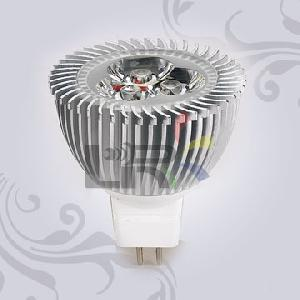 le 008mr16 3� led spot light