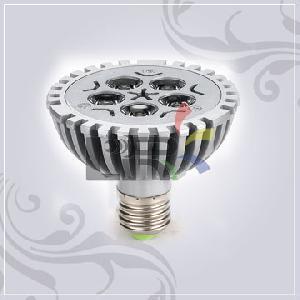 le par30 5�1w led spotlights