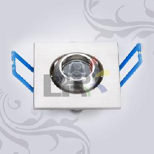 le th001 1� led downlight