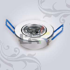 le th002 1�3w led downlight