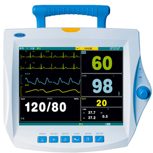 kn 601b bedside monitor
