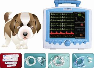 kn 601m veterinary patient monitor