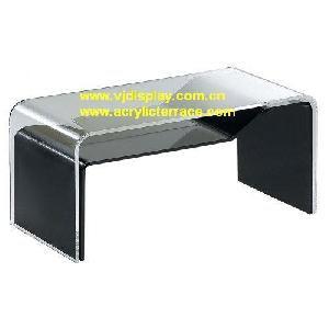 modern coffee table acrylic