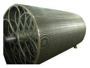 1250x3020x3600mm cylinder mould