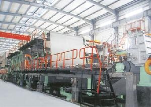 3200mm mould dryer paper machine stock preparation refiner