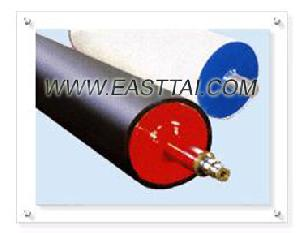 bottom rubber roll