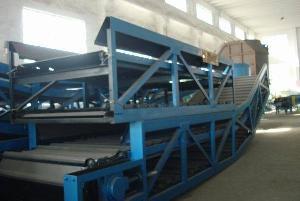 chain conveyor pulp machine