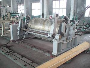 cylinder reel winding machine paper machinery