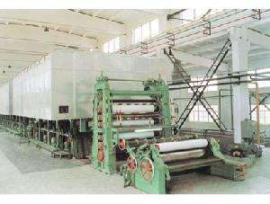 drive section 3200mm mould dryer paper machine