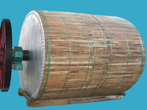 dryer cylinders 1500x2550mm paper pulp machine