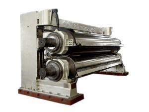 nhc02 3200 roll calender paper machine