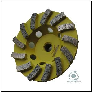 diamond cup wheels wave turbo wheel