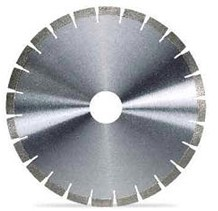 laser welded diamond blade granite stone cutting