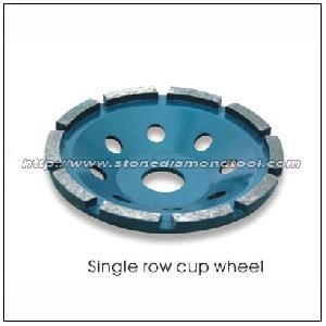 row cup wheel