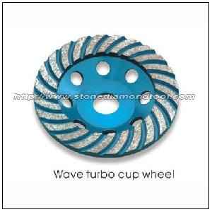 wave turbo cup wheel