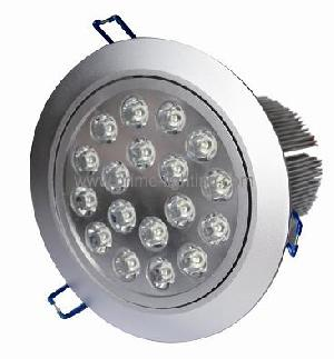 led ceiling lights 85 265v ac voltage 1 400lm luminous flux