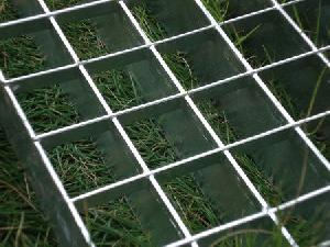 galvanized grating panel