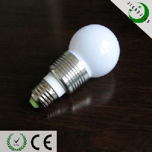 3w e27 power led bulb