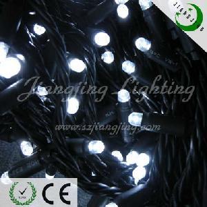 led christmas rubber string light