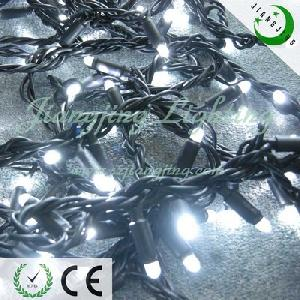 led rubber string