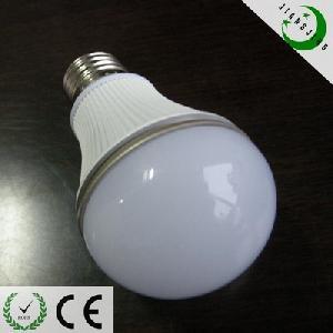 warm 2700k 3500k e27 7w led bulb