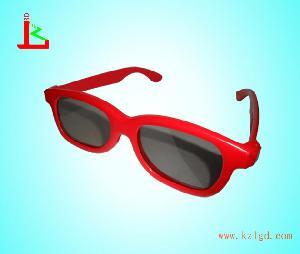 plasitc circular polarized 3d glasses kplc 102sd