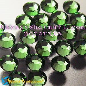 iron imitation swarovski crystals
