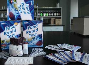veterinary residue rapid test eggs