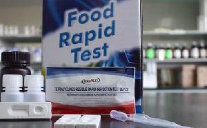 veterinary residue rapid test livestock