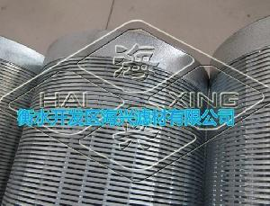 pipe base screen